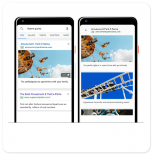 Google Story Ads (Gallery Ads)